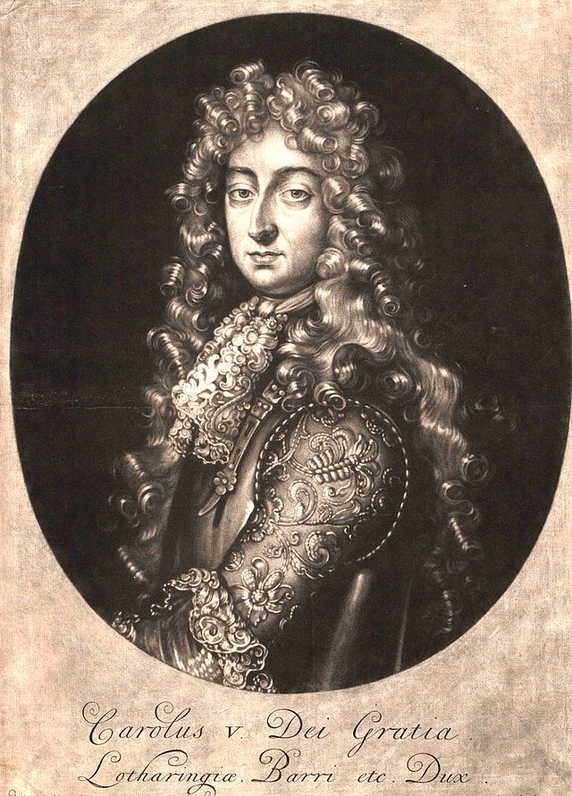 Charles 05 Lorraine 1643 1690 young