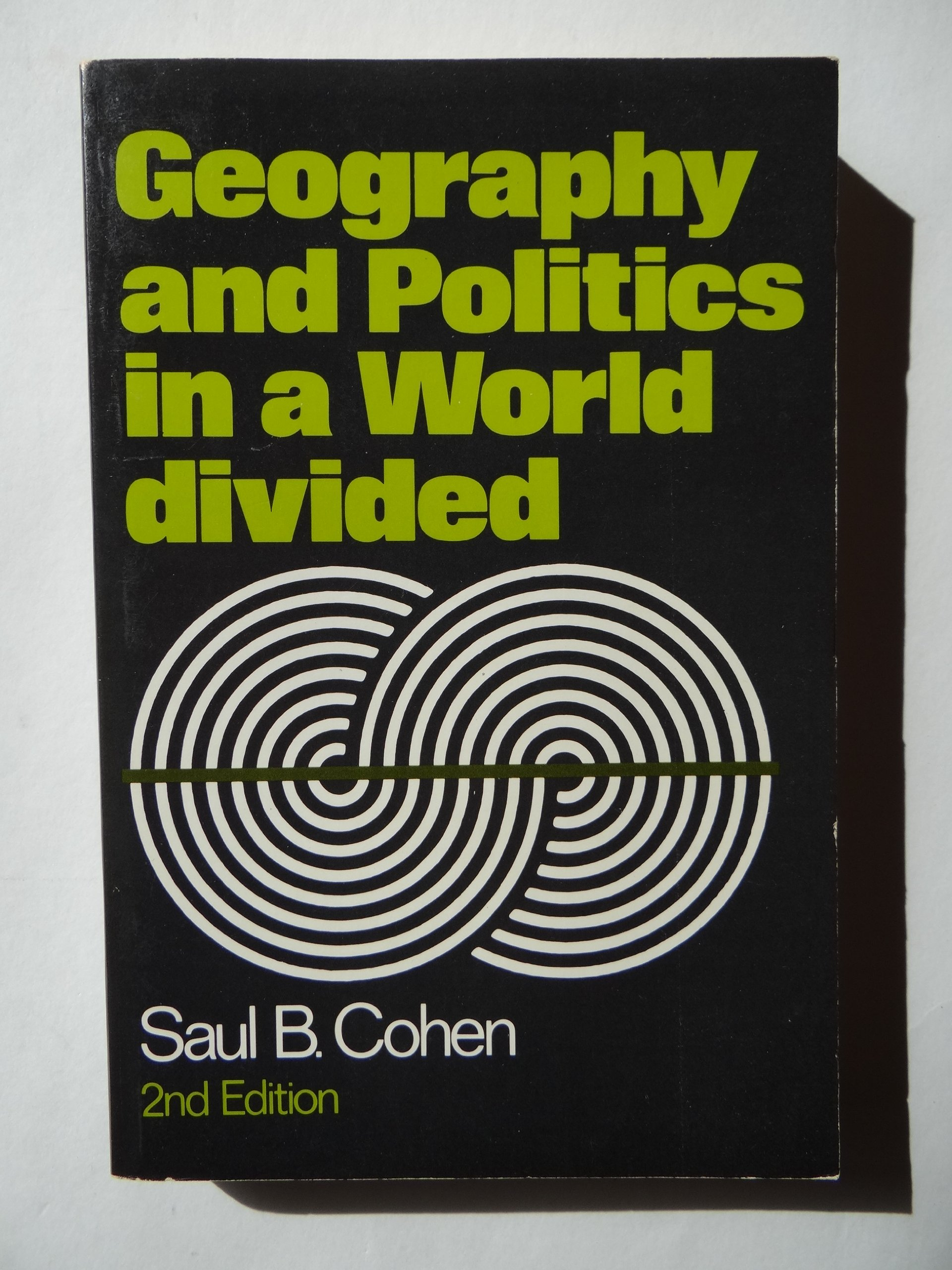 Geography and Politics in a Divided World