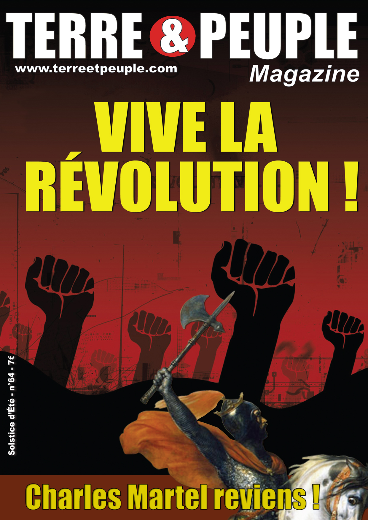 TP 64 vivie la révolution