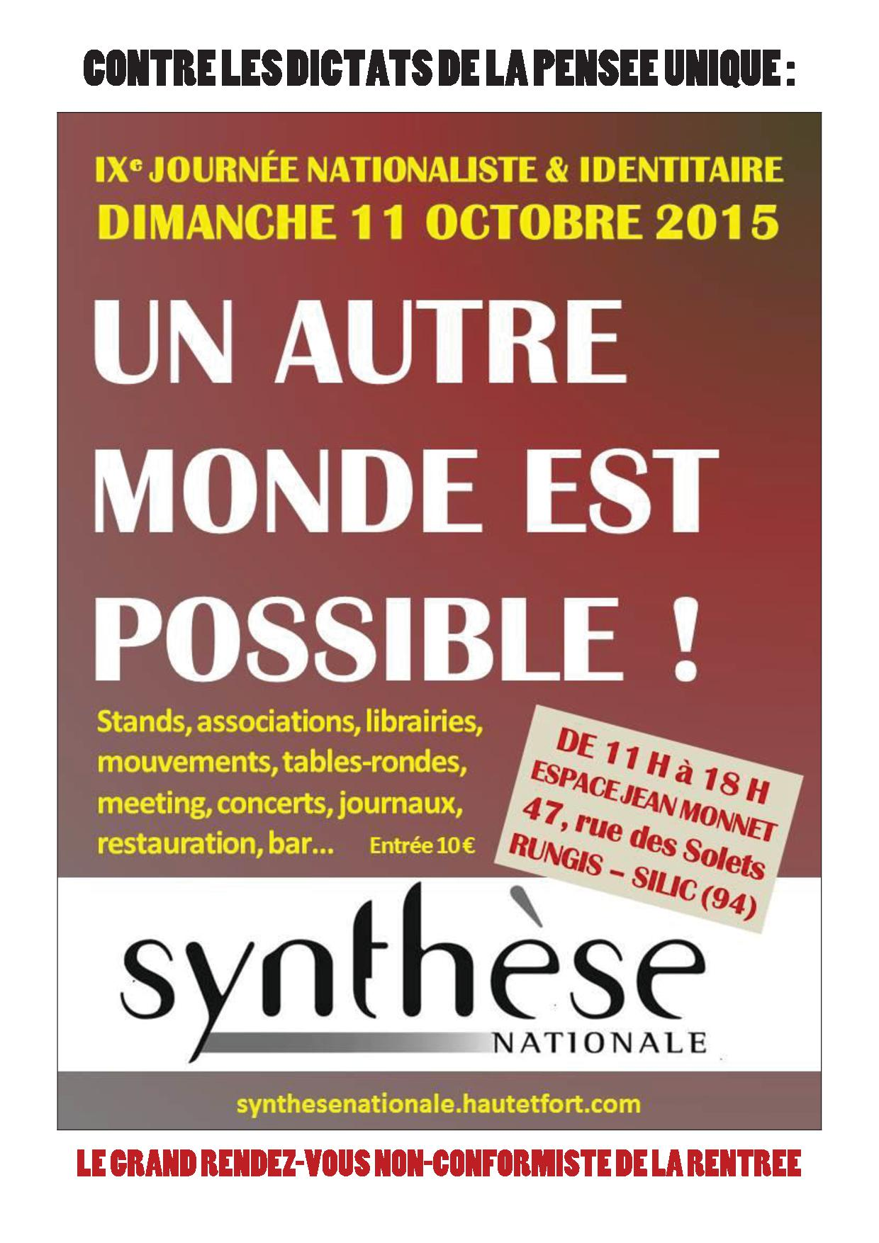 9 JNI 2015 10 11 synthèse nationale