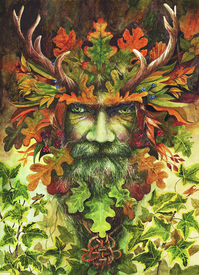 the green man peter williams