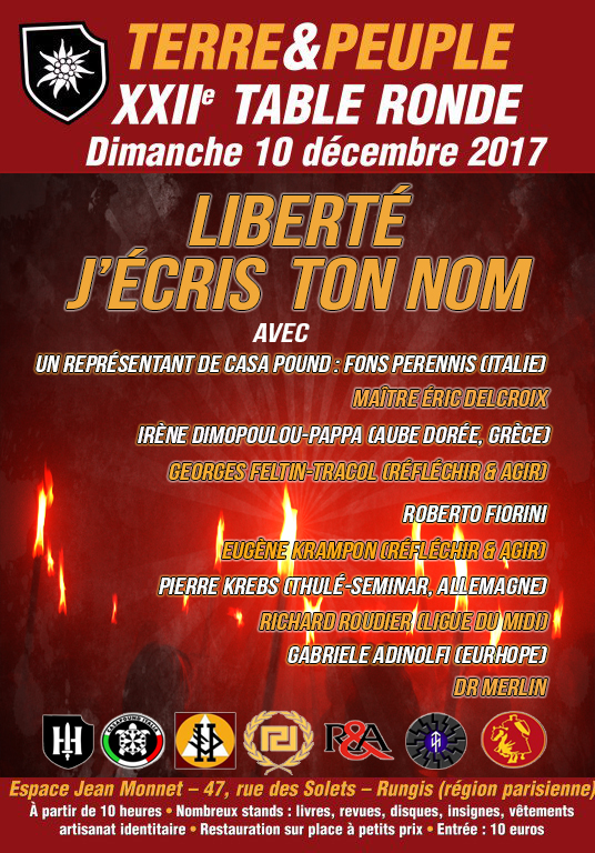 TP Table ronde 2017 V2 Flambeaux